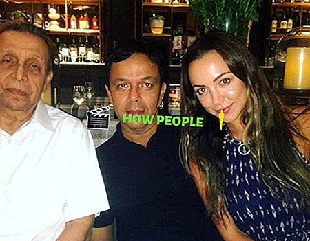 Guraish Aldjufrie Wiki, Age (ex-man van Kyle Richards) Bio & Family
