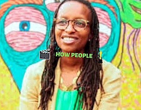 Wambui Kamiru Wiki, Age (Esposa de Bob Collymore) Biografia, Família e Fatos