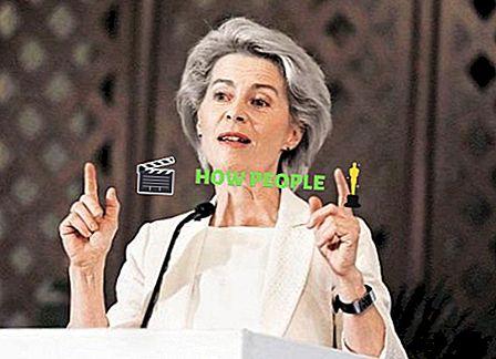 Ursula von der Leyen Wzrost, waga, wiek, mąż, biografia, rodzina