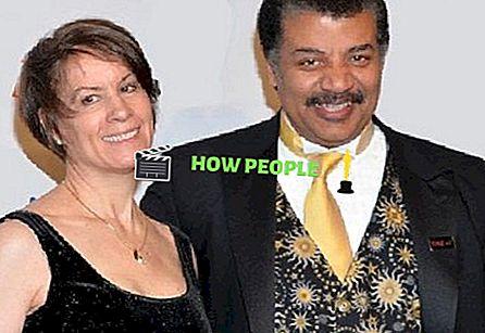 Alice Young Wiki, Umur (Istri Neil deGrasse Tyson) Bio, Keluarga & Fakta