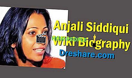 Anjali Siddiqui Wiki, Bio (Nawazuddin Siddiquis fru) Ålder, nettovärde, pojkvän, angelägenheter, make, barn, höjd och vikt