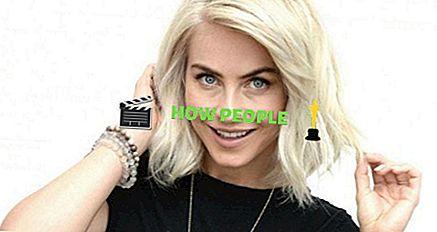 Julianne Hough (AGT) Altezza, peso, età, marito, biografia, fatti familiari