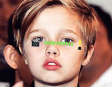 Shiloh Jolie-Pitt Altura, Peso, Idade, Biografia, Família, Gênero, Fatos