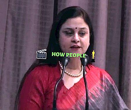 Neelum Sharma (presentador de noticias) Edad, biografía, esposo, muerte, hechos