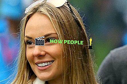 Erica McIlroy - Bio, Usia, Fakta, Kehidupan Keluarga Istri Rory McIlroy
