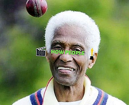 Cecil Wright Wiki, Alter (Cricket) Ehefrau, Bio, Größe, Gewicht & Familie