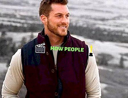 Chase McNary (Bachelor) Alter, Größe, Gewicht, Freundin, Bio & Fakten