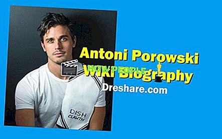 Antoni Porowski Altura, peso, edad, novio, biografía y más