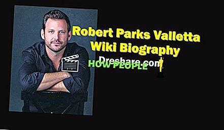 Robert Parks Valletta Ketinggian, Berat, Umur, Girlfriend, Biografi & Lebih