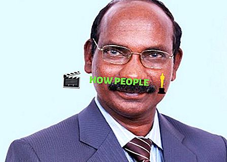 Kailasavadivoo Sivan - Bio, Umur, Istri, Fakta, Keluarga Ilmuwan ISRO