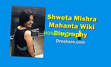 Shweta Mishra Mahanta - Bio, Alter, Fakten, Familienleben von Papons Frau