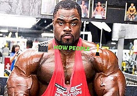 Brandon Curry Größe, Gewicht, Alter, Körpereigenschaften, Bio, Familie und Fakten