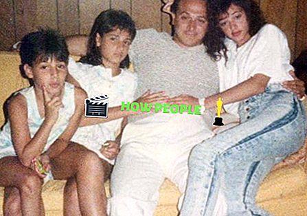 George Remini - Bio, Alter, Fakten, Familie von Leah Reminis Vater