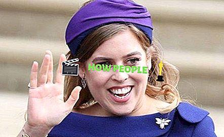 Princess Beatrice ส่วนสูง, น้ำหนัก, อายุ, สามี, ประวัติ, ข้อเท็จจริง, ครอบครัว