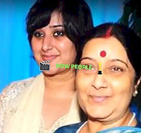 Bansuri Swaraj Wiki, Umur (Putri Sushma Swaraj) Bio & Fakta