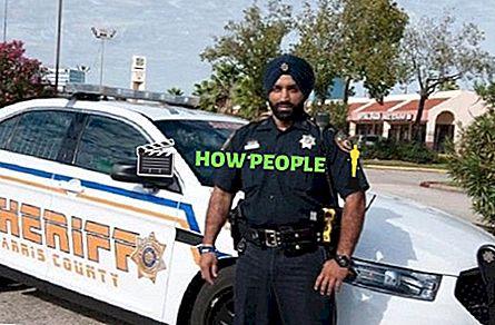 Sandeep Dhaliwal Wiki, Leeftijd, Vrouw (Harris County Officer) Bio, Feit