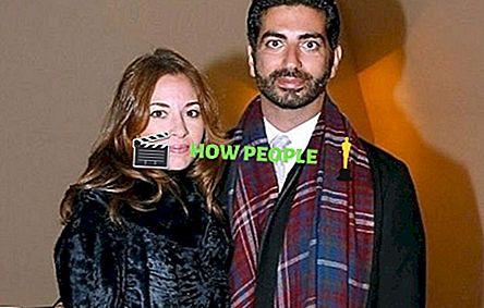 Lara Bashir - Biyo, Yaş, Gerçekler, Saad Hariri'nin Karısının Aile Hayatı