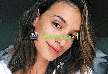 Laysla De Oliveira - Biografia, Idade, Altura, Peso, Família e Fatos
