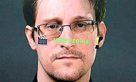 Edward Snowden Lengte, gewicht, leeftijd, vrouw, bio, gezin en meer