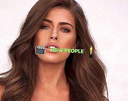 Tamara Francesconi - Bio, Alter, Größe, Gewicht, Familie & Fakten
