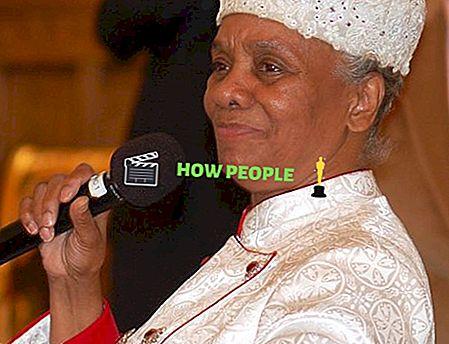 Gertrude Stacks Wiki, Age (John Witherspoon's Sister) Bio, Famiglia