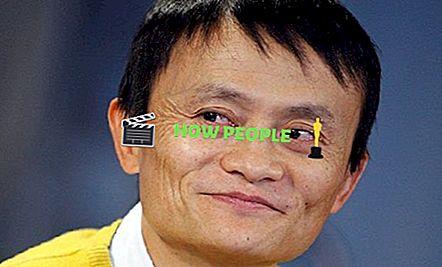 Jack Ma Taille, poids, âge, femme, famille, biographie et plus