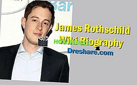 James Rothschild Wiki, Biografia, Fortuna, Idade, Esposa, Namorada, Crianças, Altura e Peso