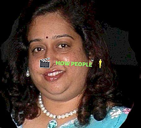 Madhavi Devi Wiki (Bhaiyyu Maharajs första fru) Bio, ålder, dotter, höjd, vikt och familj