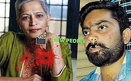 Parashuram Waghmore Wiki, Frau, Alter, Bio, Familie (Gauri Lankesh Murderer) Kaste & Fakten