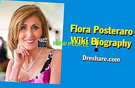 Flora Posteraro-Wiki, Bio, Vermögen, Alter, Gehalt, Job, Karriere, Ehemann, Freund, Angelegenheiten, Größe und Gewicht