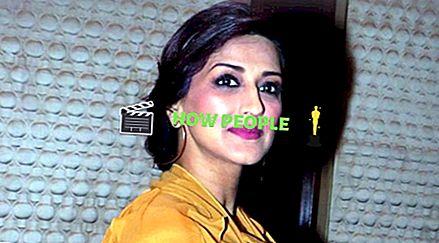 Sonali Bendre Valeur nette: Comment riche est l'actrice indienne Sonali Bendre réellement?