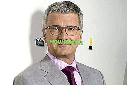 Rupert Stadler มูลค่าสุทธิ: รวยอย่างไร Audi CEO Rupert Stadler จริงหรือไม่