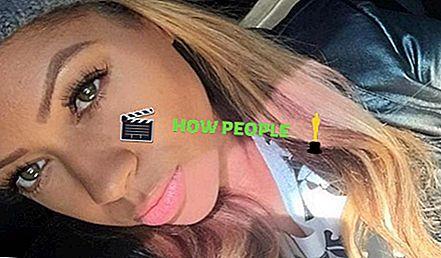 Kia Proctor Wiki (Cam Newtons Freundin) Bio, Größe, Gewicht, Alter, Familie & Fakten