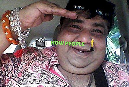 Kavi Kumar Azad Wiki, Frau, Alter, Bio (Dr. Hathi) Familie, Todesursache, Vermögen & Fakten