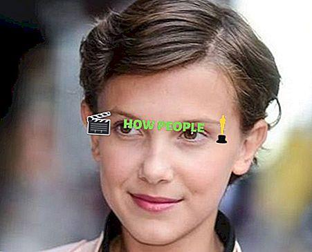Millie Bobby Brown Boy, Kilo, Yaş, Biyo, Net değeri, Aile, Erkek arkadaşı ve Wiki