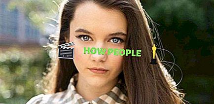 Chloe East Tinggi, Berat Badan, Usia, Pacar, Bio, Kekayaan bersih, Keluarga, Wiki & Fakta
