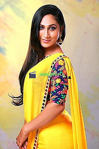 Anjali Ameer Wiki, Age, Taille, Poids, Mari, Famille, Bio, Caste & Affaires